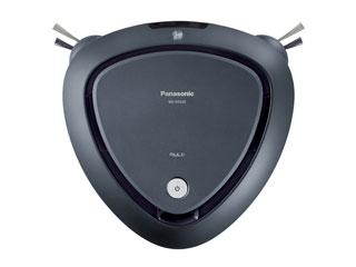 Panasonic/パナソニック MC-RS520-B(ブラック) ロボット掃除機「ルーロ」