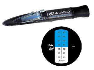 大人女性の ATAGO ATAGO/アタゴ/アタゴ 自動温度補正・防水機能付 手持屈折計/MASTER-2Pα, おかげ様で創業100年 オワリヤ楽器:7346f555 --- test.ips.pl