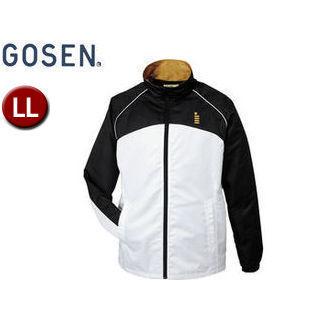 GOSEN/ゴーセン Y1502 ウィンドウォーマージャケット 【LL】 (ゴールド)