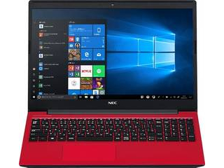 NEC 15.6型ノートPC LAVIE Note Standard ラヴィ NS150/NAR PC-NS150NAR カームレッド