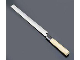 AOKI/青木刃物製作所 【堺孝行】シェフ和庖丁 銀三鋼 蛸引/33cm