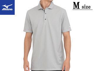 mizuno/ミズノ アイスタッチシャンブレー半袖シャツ 共衿 Mサイズ ディープネイビー 52MA0016-14