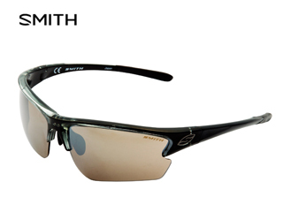 Smith Optics/スミス REACTOR MKCRYSTAL BLACK 【レンズ/Brown Mirror】 【当社取扱いのスミス商品はすべて日本正規代理店取扱品です】