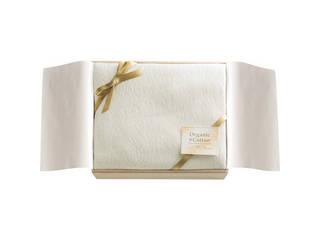 オーガニックコットン 綿毛布(国産木箱入)  KOGC-25075