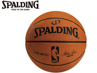 SPALDING/スポルディング ★74-569Z オフィシャルNBAゲームボール 【7号】