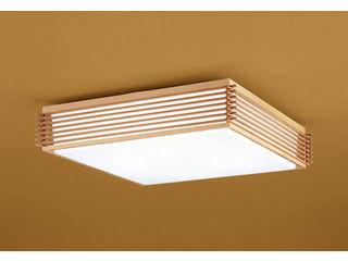 ODELIC/オーデリック OL251555BC 和LEDシーリングライト 白木【~10畳】【Bluetooth 調光・調色】※リモコン別売