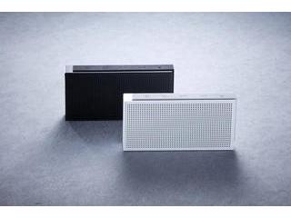 日本ポステック alexa内蔵ポータブルスマートスピーカー MEMO(メモ) ホワイト NEX-memo-W ・AIスピーカー