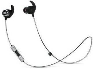 JBL ジェイビーエル Bluetooth対応 ワイヤレススポーツイヤホン REFLECT MINI 2 ブラック JBLREFMINI2BLK