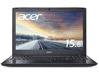 Acer/エイサー 15.6型ノートPC TMP259G2M-F58UCL9 (Core i5-7200U/16GB/256GB SSD+500GB HDD/DVD/Office Personal 2019)