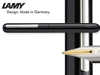 LAMY/ラミー 【dialog 3/ダイアログ3】byフランコ・クリヴィオ ピアノブラック FP (M) L74PBK-M