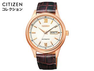CITIZEN/シチズン NY4052-08A 【シチズンコレクション】【メカニカル】【ペア:MENS/メンズ】