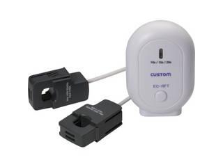 CUSTOM/カスタム 増設キット 送信機 & 90Aクランプ EC-50RFT
