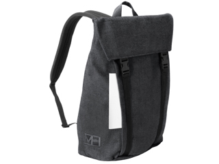 MH WAY/エムエイチウェイ BELL BACKPACK L WITH FLAP グレー 20L MH-004GY