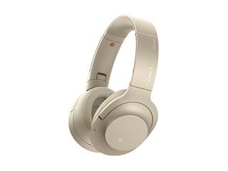 SONY/ソニー WH-H900N-N(ペールゴールド) h.ear on 2 Wireless NC ワイヤレスノイズキャンセリングステレオヘッドセット