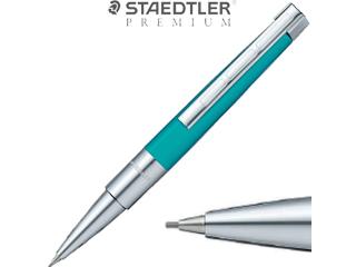STAEDTLER PREMIUM/ステッドラープレミアム シャープペンシル/ツイスト式■レシーナ【0.7mm/ターコイズ】■(9PB413507)