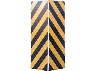 WAKO/ワコーパレット セーフティーガード黄色・黒色448mm×1440mm WSG-144