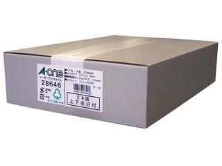 A・one/エーワン レーザープリンタラベル A4判24面 28646