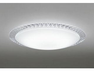 ODELIC/オーデリック OL251700BC LEDシーリングライト ダイヤカット模様入【~10畳】【Bluetooth 調光・調色】※リモコン別売