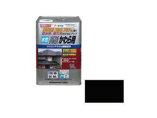 ASAHIPEN/アサヒペン 水性高級かわら用 14L スレートブラック
