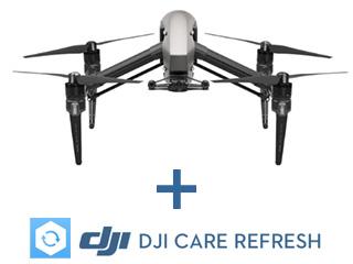 DJI CP.BX.000171 Inspire 2+DJI Care Refreshセット【djicareset】