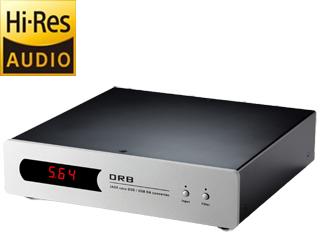【納期にお時間がかかる場合があります】 ORB オーブ JADE casa DSD Black(ブラック) USB DAコンバーター
