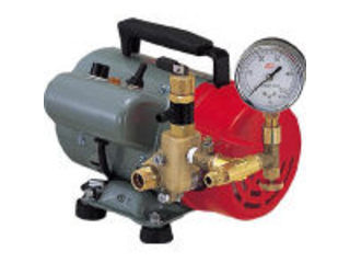 TERADA/寺田ポンプ製作所 水圧テストポンプ 電動式 PP-401T