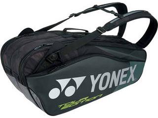 Yonex(ヨネックス) PRO SERIES ラケットバッグ6 リュック付(テニス6本用) /カラー:ブラック