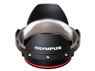 OLYMPUS/オリンパス PPO-EP02 防水レンズポート