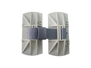 サンワサプライ 6個セット サンワサプライ キャビネットホルダー(1個入り) QL-E91X6