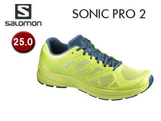 SALOMON/サロモン L39339000 SONIC PRO 2 ランニングシューズ メンズ 【25.0】