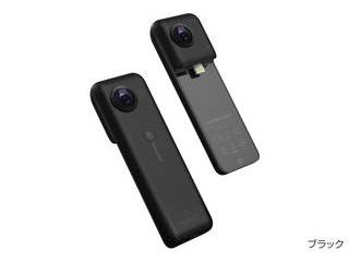 Shenzhen Arashi Vision 360度ビデオカメラ Insta360 Nano S CINNANS/A ブラック