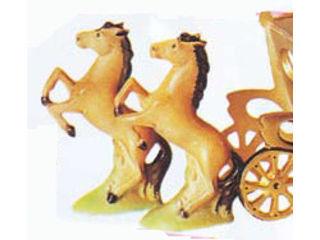 デコレリーフ デコレリーフ シリコンモルド 0754/馬(1PCS)