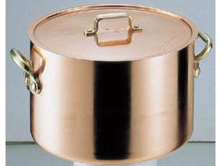 MARUSHIN/丸新銅器 SAエトール銅 半寸胴鍋/33cm
