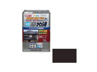 ASAHIPEN/アサヒペン 水性高級かわら用 14L ココナッツブラウン