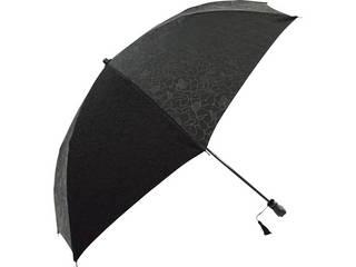 日本の職人手作り ちりめん織 晴雨兼用軽量折日傘 KS20E