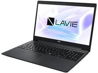 NEC Office付きCore i3搭載15.6型ノートPC ラヴィ LAVIE Smart NS PC-SN212LFDF-D カームブラック 単品購入のみ可(取引先倉庫からの出荷のため) クレジットカード決済 代金引換決済のみ