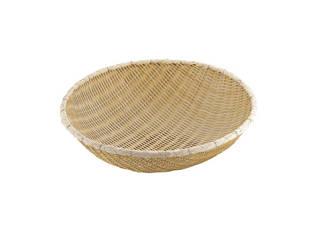 竹製藤巻揚ザル  54cm