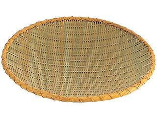 佐渡製 竹 ためザル 54cm