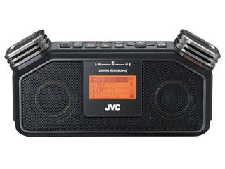 JVC RD-R20-B ポータブルデジタルレコーダー 音楽用レッスンレコーダー(ブラック)【RDR20】 【RDR20】 【レコーダー+クロマチックチューナー+メトロノーム=1台3役】