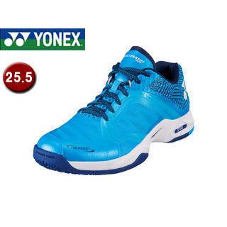 YONEX/ヨネックス SHTADSG-301 テニスシューズ パワークッション エアラスダッシュ SGC 【25.5】 (アクア)