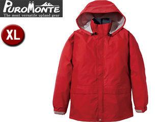 PuroMonte/プロモンテ SJ135M Rain Wear ゴアテックス レインジャケット Men's 【XL】 (レッド)