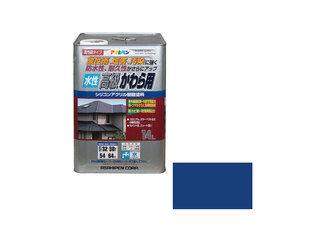 ASAHIPEN/アサヒペン 水性高級かわら用 14L スカイブルー
