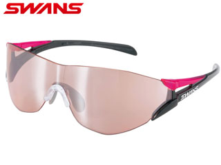 SWANS/スワンズ SOU2C-0709(BK/P) SOU-II/ソウ2 (クリアピンク×ブラック) 【ミラーレンズ】