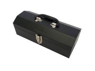 お気にいる ARCLAND アークランドサカモト 山型スチ-ル工具箱 TBH109 黒 全商品オープニング価格 360mm