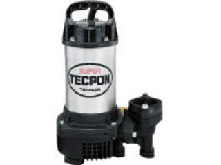 TERADA/寺田ポンプ製作所 汚水用水中ポンプ 非自動 50Hz PG-75050HZ
