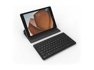 ZAGG Universal Keyboard-7 Color Backlit-Fabric Stand-Flex-KB-Black 103201717