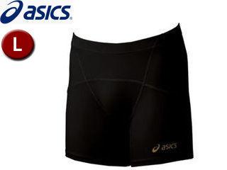 asics/アシックス XW1501-90 TIコアバランスインナーパンツ (ブラック) 【Lサイズ】