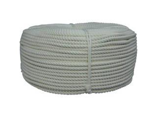 yutaka/ユタカメイク ロープ 綿ロープ巻物 8φ×200m C8-200