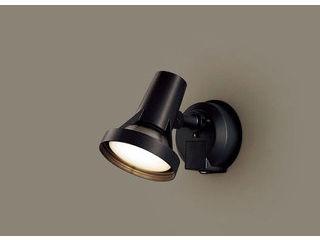 Panasonic/パナソニック LGWC40110 LEDスポットライト オフブラック【電球色】【明るさセンサ】【壁直付型】