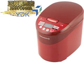 山本電気 YAMAMOTO ライスクリーナー Bisen 家庭用精米機 【1合~5合】 (レッド) YE-RC41-R